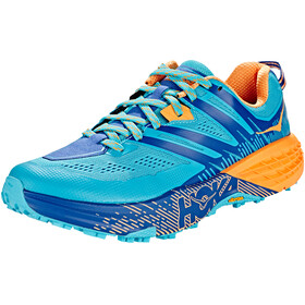 Hoka One One Speedgoat 3 Running Shoes Women blue